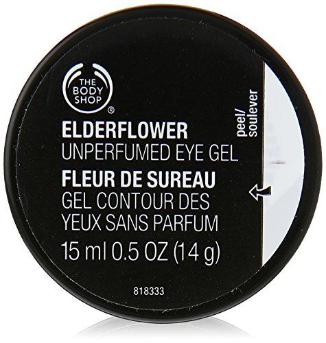 The Body Shop - The Body Shop Elderflower Cooling Eye Gel, 0.5 Fl Oz