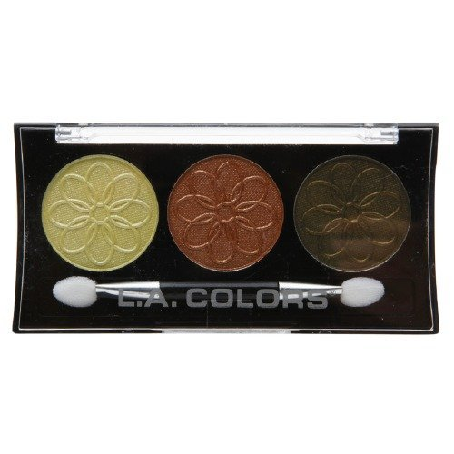 L.A. Colors Eyeshadow Palette, Dandelion