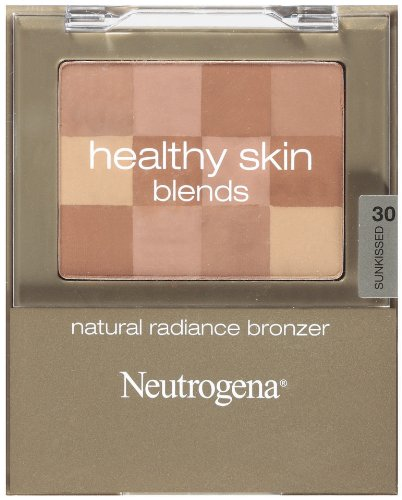 Neutrogena - Skin Blends Natural Radiance Bronzer, Sunkissed