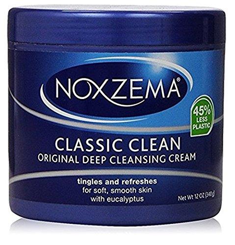 Noxzema - Noxzema Classic Clean Classic Clean Original Deep Cleansing, 12 oz