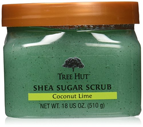 Tree Hut - Tree Hut Shea Sugar Body Scrub - Coconut Lime: 18 OZ