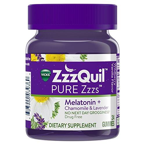 Vicks - Sleep Aid, 24 Gummies