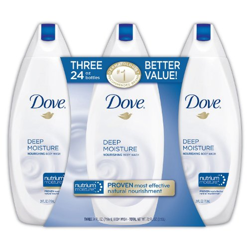 Dove - Body Wash Deep Moisture