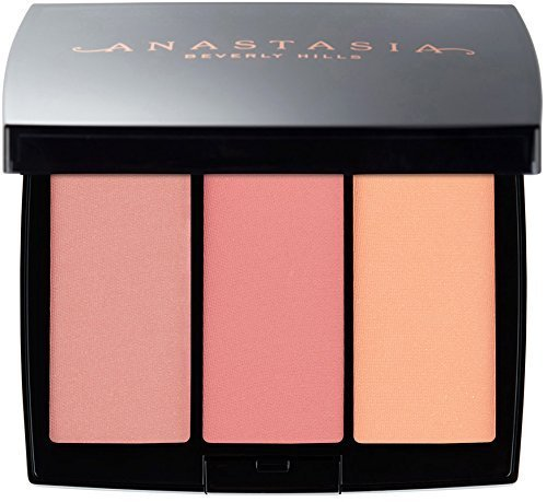 Anastasia Beverly Hills - Blush Trios, Peachy Love