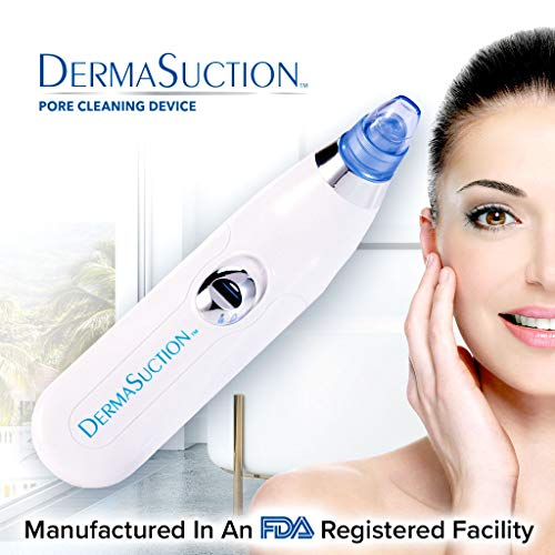 BulbHead - DermaSuction Facial Pore Vacuum