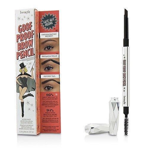 Benefit Cosmetics - Benefit Goof Proof Brow Pencil - # 5 (Deep) 0.34g/0.01oz