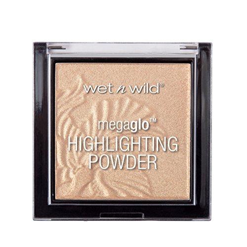 Wet 'n Wild - Megaglo Highlighting Powder, Golden Flower Crown