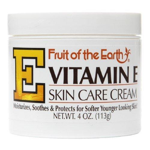 Fruit of the Earth - Fruit Of The Earth Fruit Of The Earth Vitamin E Skin Care Cream, 4 oz (Pack of 2)