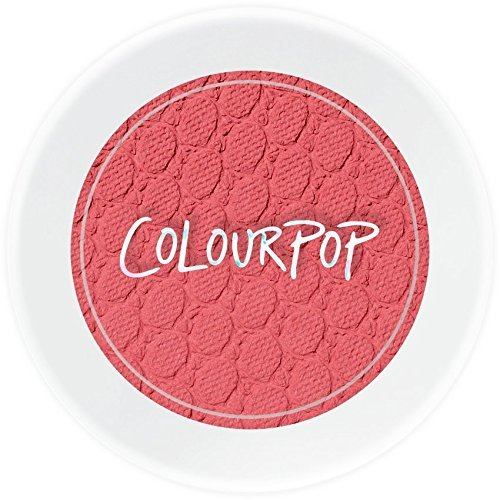 ColourPop Super Shock Cheek, Matte Blush, Never Been Kissed