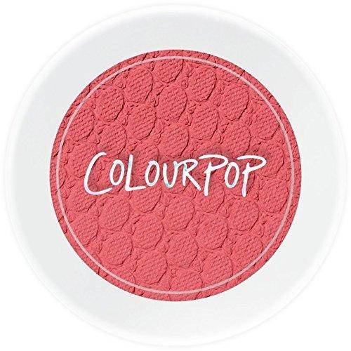 ColourPop - Super Shock Cheek, Matte Blush, Never Been Kissed