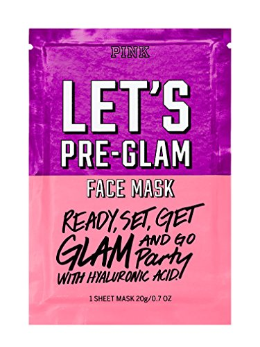 Victoria's Secret - Victoria's Secret PINK Lets Pre Glam Face Mask