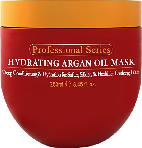 Arvazallia - Hydrating Argan Oil Hair Mask and Deep Conditioner