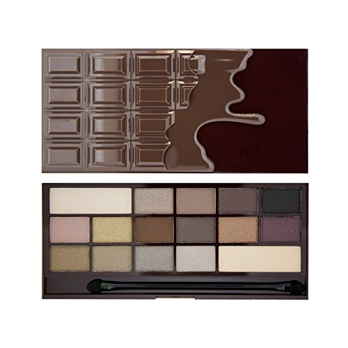 Makeup Revolution - Makeup Revolution Eyeshadow Palette, Death By Chocolate