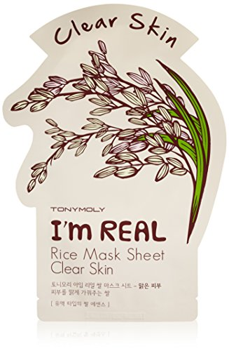 TonyMoly - I'm Real Rice Brightening Mask Sheet