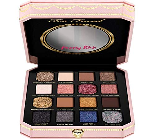 Too Faced - Pretty Rich Diamond Light Eye Shadow Palette