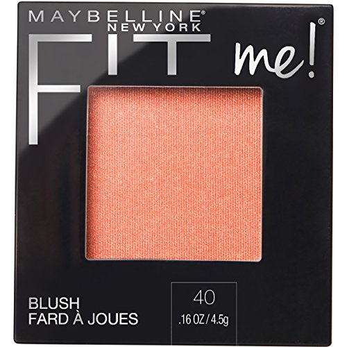 Maybelline New York Maybelline New York Fit Me Blush, Peach, 0.16 Ounce