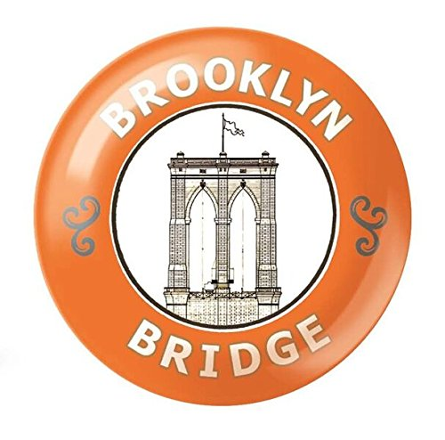 Fringe Studio - Fringe Studio Brooklyn Bridge Henry Tin, Solid, Multicolor