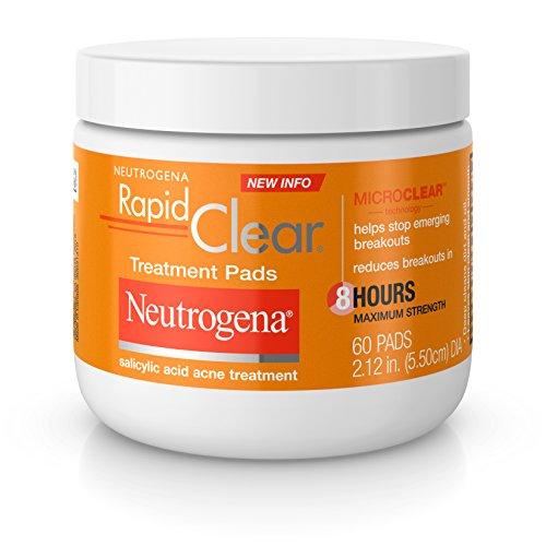 Neutrogena - Rapid Clear Maximum Strength Treatment Pads