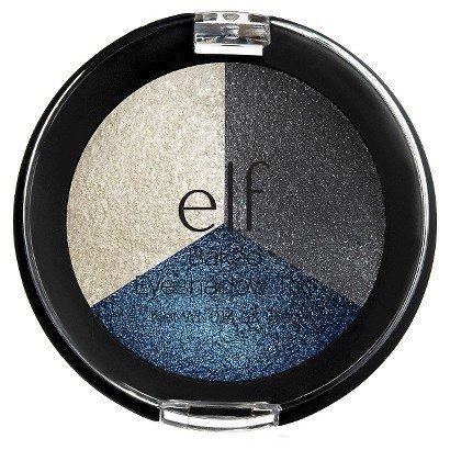 Illuminations - e.l.f. Baked Long-lasting and Shimmering Color Eyeshadow Trio (e.l.f. Baked Eyeshadow Trio - Smokey Sea)