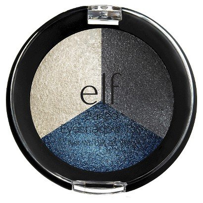 Illuminations - e.l.f. Baked Long-lasting and Shimmering Color Eyeshadow Trio (e.l.f. Baked Eyeshadow Trio - Smokey Sea)