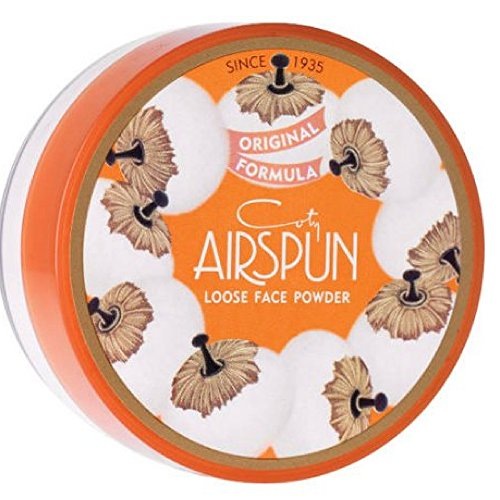 Coty - Coty AirSpun Loose Face Powder 070-24 Translucent, 2.3 oz ( Pack of 9)