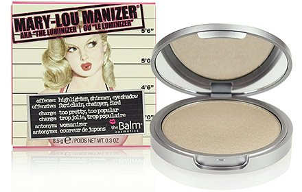 the blam The Balm Mary-lou Manizer Highlighter, Shadow & Shimmer