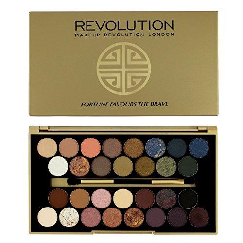 Makeup Revolution - Makeup Revolution Fortune Favours The Brave Palette by Makeup Revolution