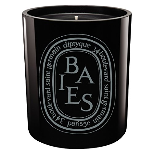 Diptyque - Black Baies Candle
