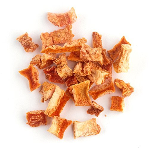 null - Dried Orange Peel, Bulk (Cut and Sifted)