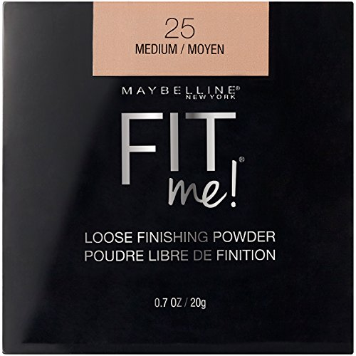 Maybelline New York - Maybelline New York Fit Me Loose Finishing Powder, Medium, 0.7 Ounce