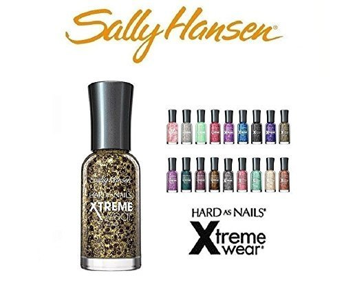 Sally Hansen - 10 Sally Hansen Hard as Nails Xtreme Wear 10 Fingernail Polish's All Different Colors No Repeats