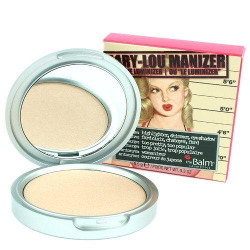 The Balm Cosmetics Mary-Lou Manizer, The Luminizer Shimmer