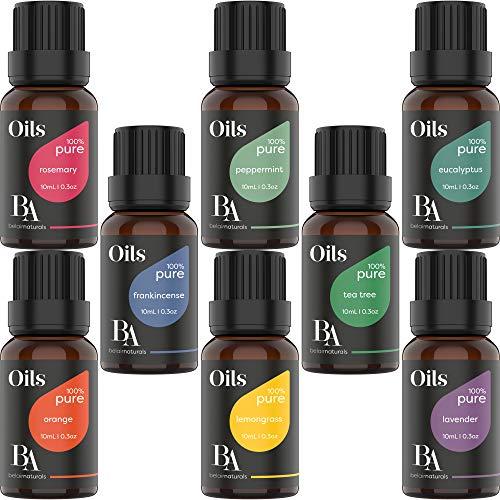 Bel Air Naturals - Aromatherapy Essential Oils Set