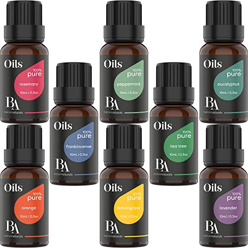 Bel Air Naturals - Aromatherapy Essential Oils Set