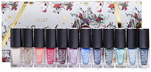 Julep - Julep #Coveted 12 Piece Mini Nail Polish Set, Menagerie Collection