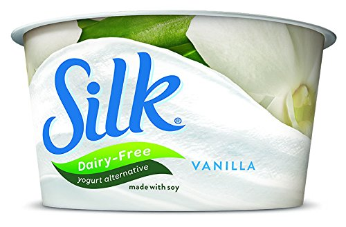 Silk - Silk Dairy Free Yogurt Alternative,Vanilla, 5.3 oz