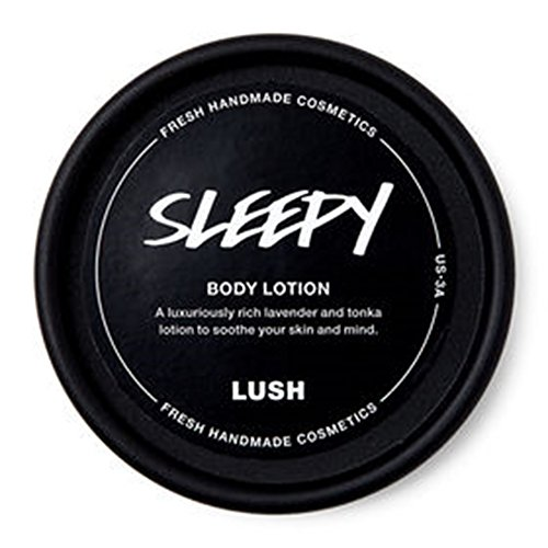 LUSH Cosmetics Sleepy Hand And Body Lotion