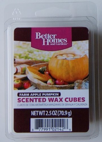 Dpnamron - Better Homes and Gardens Farm Apple Pumpkin Scented Wax Cubes