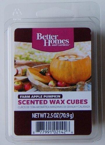 Dpnamron - Better Homes and Gardens Farm Apple Pumpkin Scented Wax Cubes