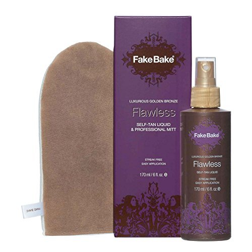 Fake Bake - Flawless Self Tanning Liquid with Professional Mitt