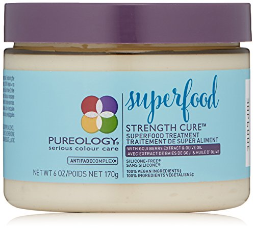 Pureology - Pureology Superfood Strength Cure Treatment, 6 oz.