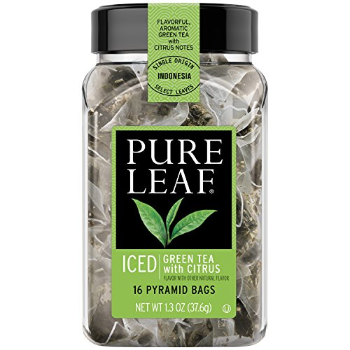 Pure Leaf - Pure Leaf Green Tea Bags with Citrus, 16 ct