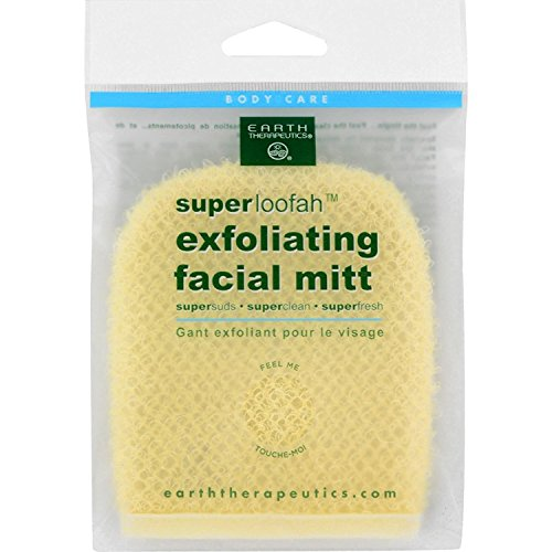 Earth Therapeutics - Exfoliating Facial Mitt