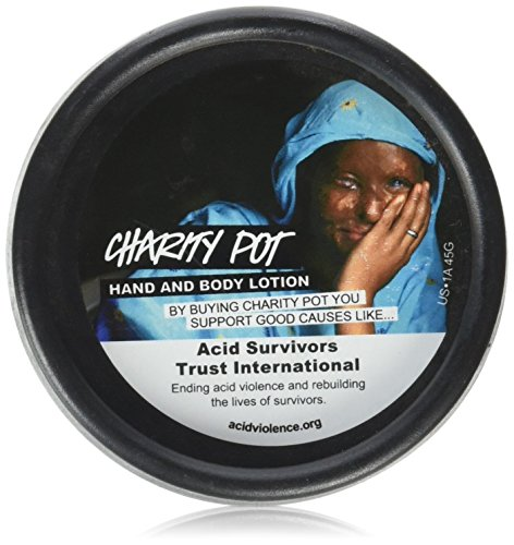 Lush Cosmetics - Charity Pot Hand & Body Lotion