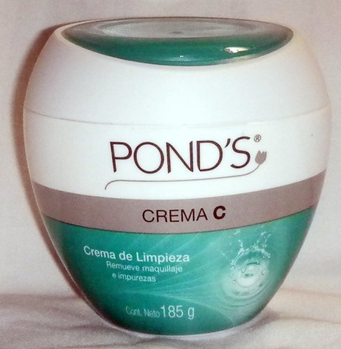 Pond's - Pond's C Makeup Remover Cleanser Face Cream 185g From Mexico New