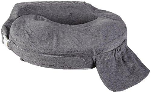 My Brest Friend - My Brest Friend Deluxe Nursing Pillow For Comfortable Posture, Evening Grey