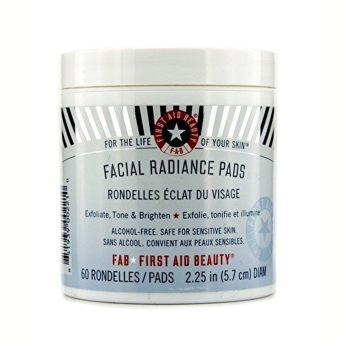 null - First Aid Beauty Facial Radiance Pads, 60 Count