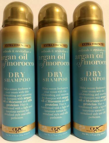 Organix - Dry Shampoo, Argan Oil Of Morocco