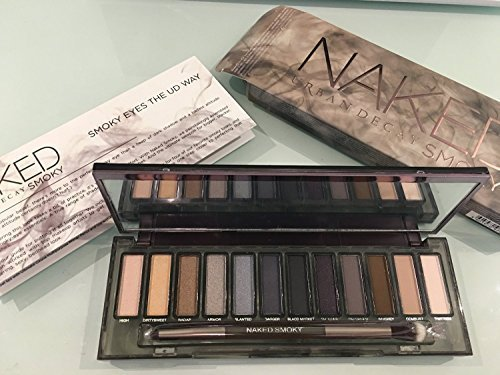 Urban Decay - Urban Decay Naked Smoky Eyeshadow Palette