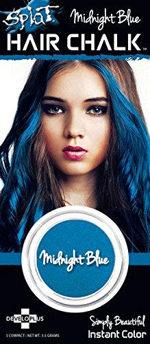 Splat - SPLAT Hair Chalk, Midnight Blue